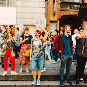 Coolpix A: March For Europe