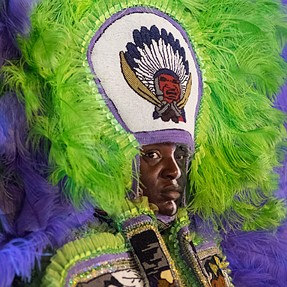 Mardi Gras Indians in New Orleans (lots of pics)