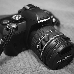 New Camera - Olympus E-420