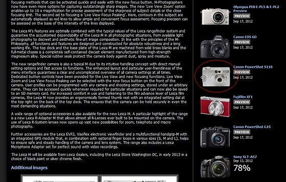 New Canon S100 uses tech from 2000: News & Rumors Talk Forum
