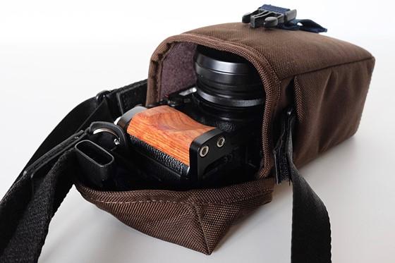 What's a good, small, camera bag for the X100S/X100T/X100F