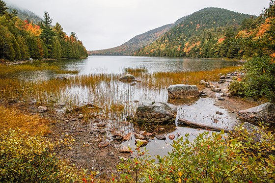 Quotes About Acadia Maine: Bubble Pond, Acadia National Park: Sigma Camera Talk Forum
