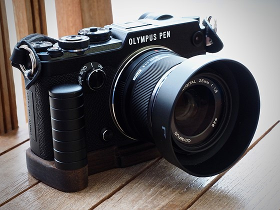 Re: PEN-F vs Fuji X100F: Micro Four Thirds Talk Forum
