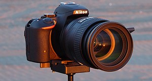 Nikon D5500 Review
