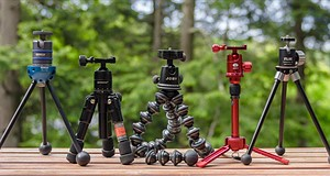 5 mini tripods reviewed