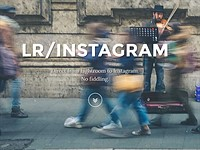 Plugin allows direct Instagram posting from Lightroom