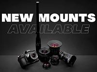Venus Optics adds new mount options for seven of its most popular Laowa lenses