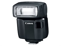 Canon Speedlite EL-100 external flash is compact yet powerful