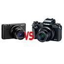 Canon G1 X III vs. Sony Cybershot RX100 V