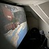Photographer Brendan Barry creates a giant camera obscura using a customs house