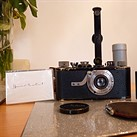 This may be Amelia Earhart's Leica, and you can buy it for $69,000 on eBay