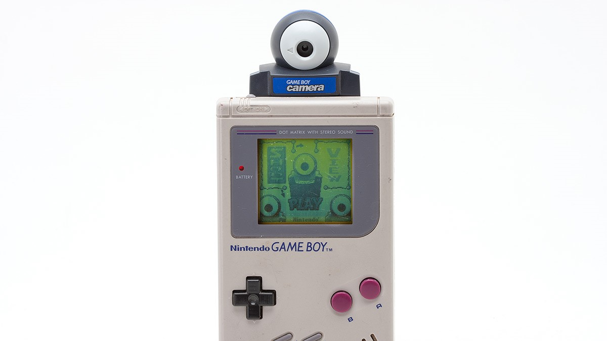 Throwback Thursday Game Boy Camera Digital Photography Review