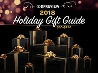 2018 Holiday Gift Guide: $50-250