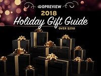 2018 Holiday Gift Guide: over $250