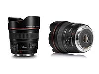 Yongnuo announces YN 14mm F2.8 in Canon mount