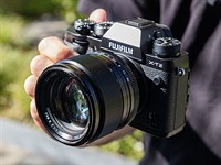 Faster flagship: Hands-on with the Fujifilm X-T2