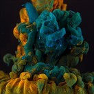 Getting the shot: macro photos of paint and water that look like CGI