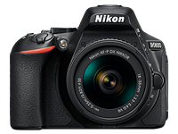 Nikon D5600 DSLR announced, though not in the US