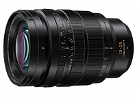 Panasonic's versatile Leica DG Vario-Summilux 10-25mm F1.7 lens available in July