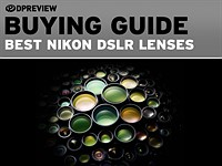 The best lenses for Nikon DSLRs