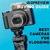 The Sony ZV-1 is the best camera for vlogging