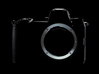 Latest Nikon mirrorless teaser gives a closer look at body and lens mount