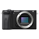 Sony announces a6600 with image stabilization and Real-time Tracking autofocus