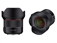 Leak: Samyang to announce autofocus 14mm F2.8 lens for Canon EF mount