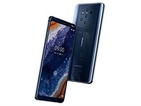 HMD Global unveils Nokia 9 PureView with penta-camera setup, Lightroom CC support