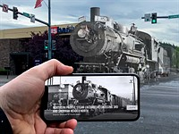 Historik app uses AR to combine the modern world with historical events, landmarks