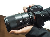 CP+ 2015: Sony's new FE lenses almost ready for prime-time