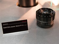 The Voigtländer Nokton classic 35mm F1.4 for E-Mount ships in February, will cost $750