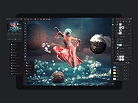 Affinity Photo for iPad gets major update, 30% off discount