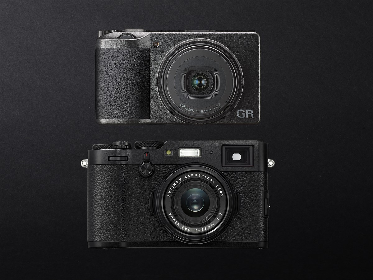 Fujifilm X100F versus Ricoh GR III: Which is better for you?