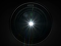 New Nikon teaser hints at 'Noct-Nikkor' lens for mirrorless