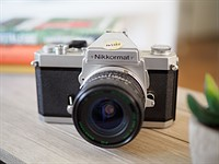 The gear that changed my (photographic) life: my dad's Nikkormat FT3