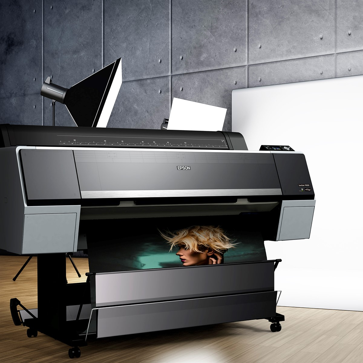Epson introduces quartet of SureColor large format printers