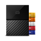Western Digital gives My Passport and My Book drives a makeover