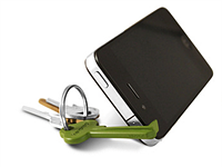 Keyprop is a super portable smartphone tripod