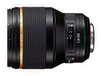 Ricoh introduces HD Pentax-D FA* 85mm F1.4 lens