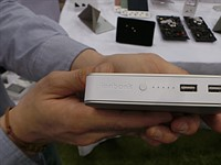 Moshi premieres mobile battery pack at CES