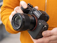 Hands-on with the new Sony a7 IV