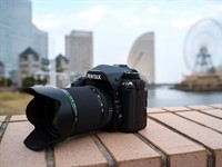 UPDATED: CP+ 2016: shooting the Pentax K-1 in Yokohama