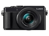 Much-anticipated Panasonic DC-LX100 II features 17MP multi-aspect sensor