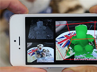 Microsoft's MobileFusion turns smartphones into 3D scanners