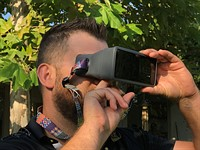 OKO is an immersive viewfinder for your smartphone camera