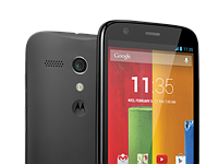 Motorola announces affordable Moto G smartphone