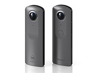 Ricoh to show-off 4K-capable Theta 360-degree camera at NAB