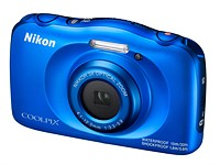 Inexpensive Nikon Coolpix A300 and W100 now available in US