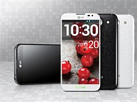 LG releases Optimus G Pro in Korea